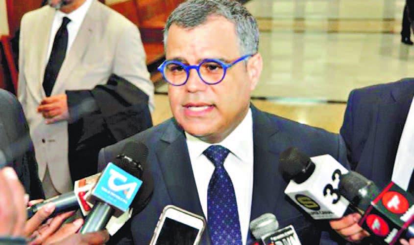 Tommy Galán explica porqué no ha establecido incidente en audiencia caso Odebrecht