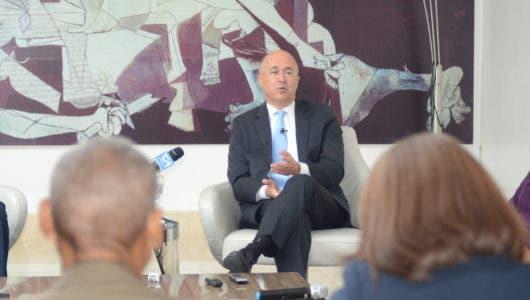 ¿Aceptaría Domínguez Brito apoyo de Félix Bautista para ganar candidatura presidencial del PLD? Aquí su respuesta