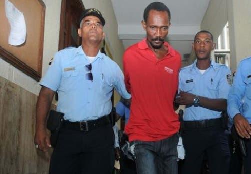 Tribunal dicta 30 años contra haitiano mató madre de ex fiscal José Dantés