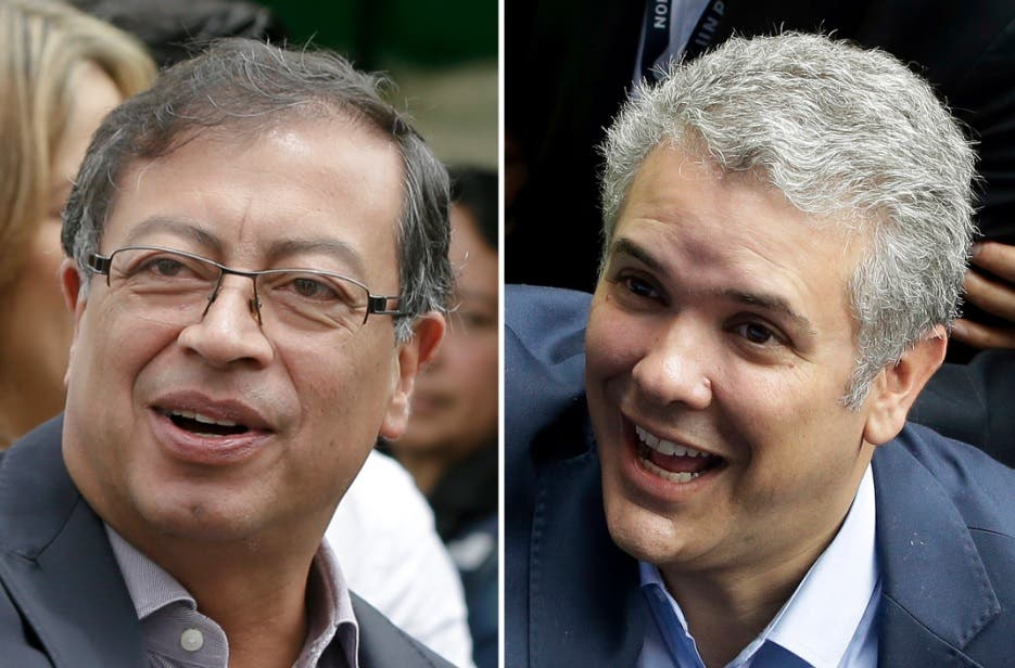 Un vistazo a los candidatos en las elecciones en Colombia