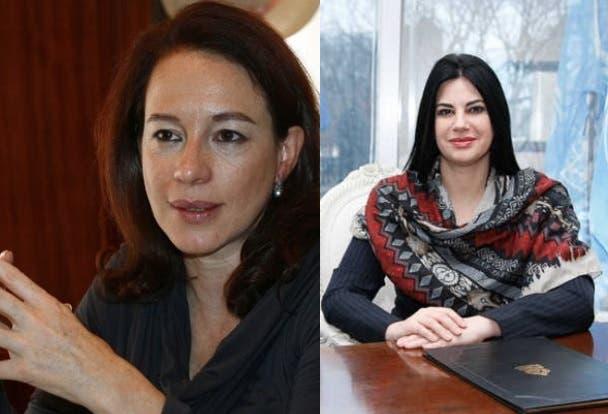 María Fernanda Espinosa y Mary Elizabeth Flores Flake/Fuente externa.