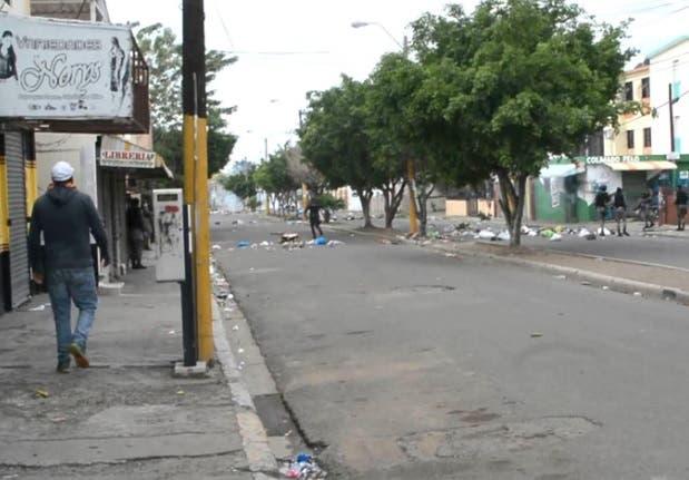 Huelga en SFM entra a su segundo día con un muerto y seis heridos de bala