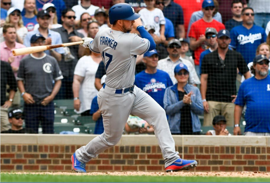 Dodgers superan a Cachorros en primer duelo de doble cartelera