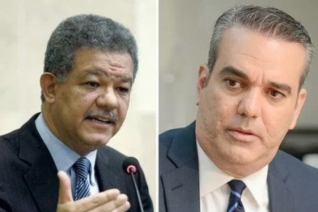 Encuesta otorga 43.6 a Luis Abinader y 36.6% a Leonel Fernández en preferencia presidencial