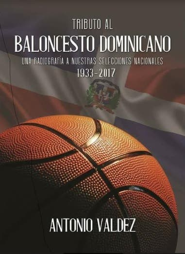 Ponen en circulación libro sobre baloncesto dominicano