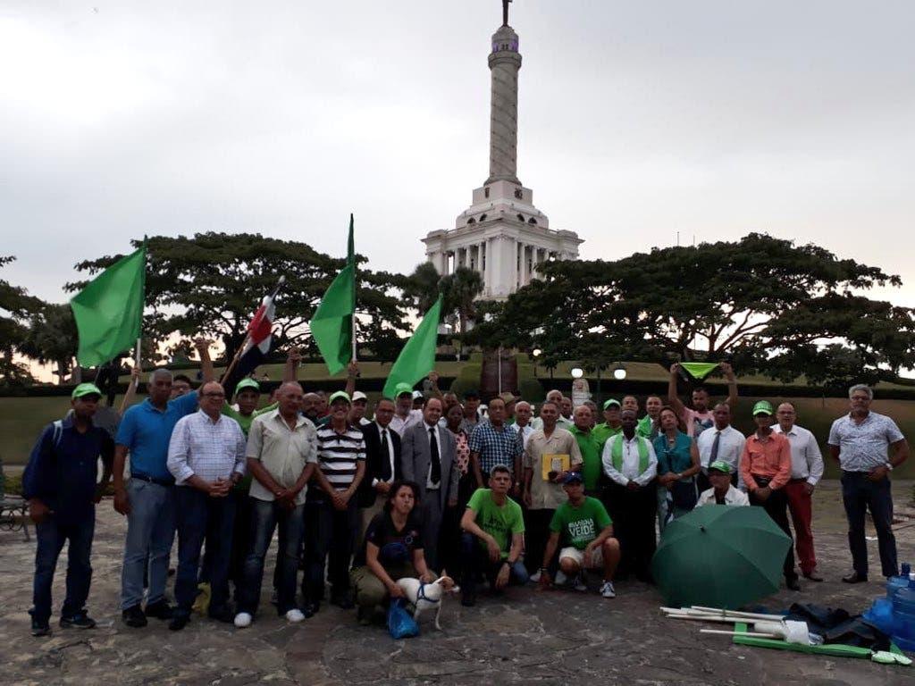 Video: Así fue cómo la Policía impidió instalación del Campamento de la Marcha Verde en Santiago