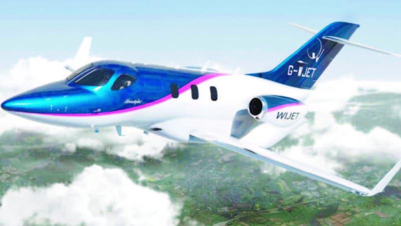 Nacida como industria en 1986, Hondajet acumula una loable experiencia como fabricante de aviones