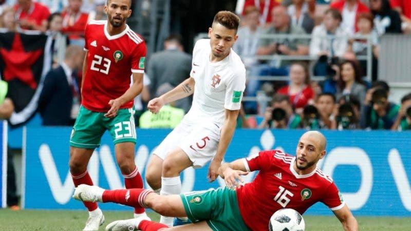 Noureddine Amrabat/AP
