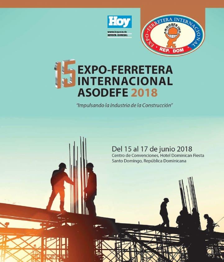 EXPO – FERRETERA INTERNACIONAL ASODEFE 2018