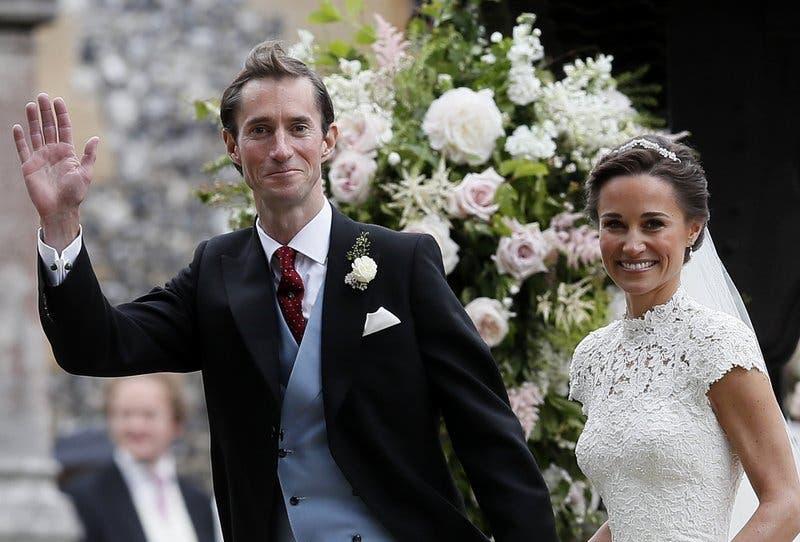 Pippa Middleton, hermana menor de la duquesa de Cambridge, espera su primer hijo