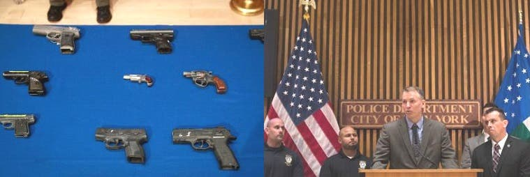 Policía NYC desmantela temible pandilla en El Bronx