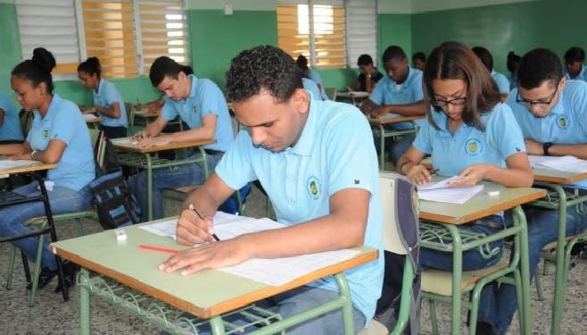 Educación llama a primera convocatoria de Pruebas Nacionales