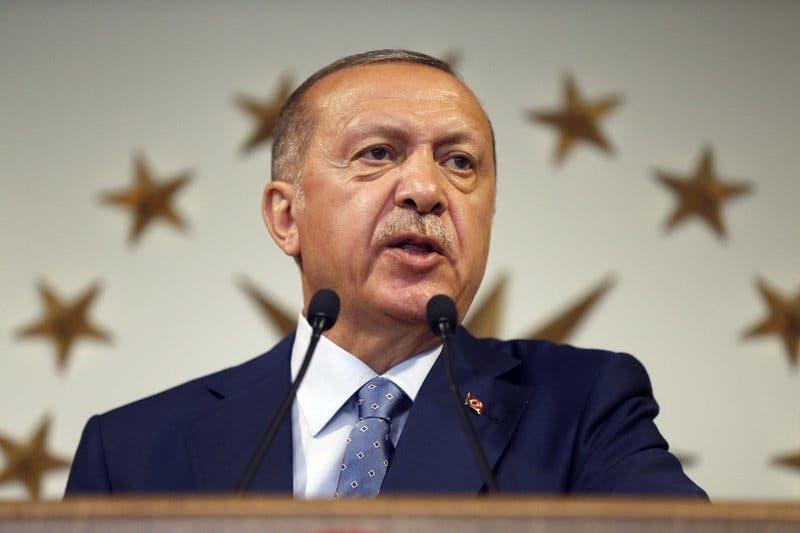 Presidente Erdogan gana reelección en Turquía