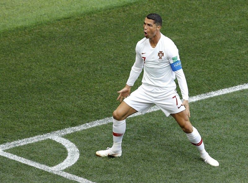Cristiano Ronaldo resuelve para Portugal y elimina a Marruecos en el Mundial