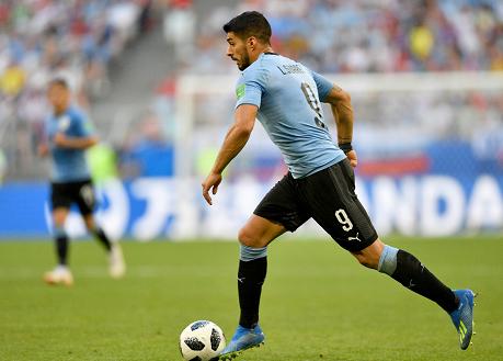 Video:Uruguay golea por 3-0 a Rusia y entra en octavos como líder del grupo A