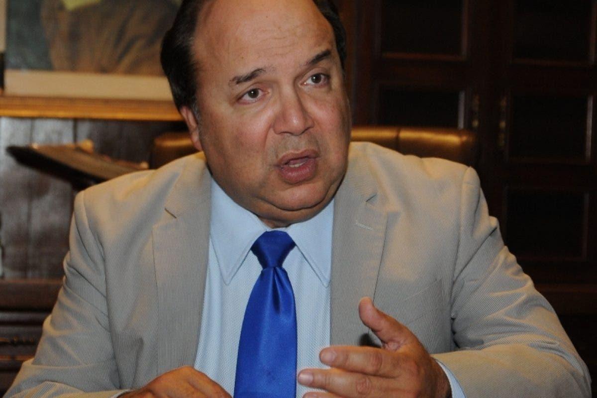 Pide que la JCE y sociedad civil sean convocados al Congreso para discusión de Ley de Partidos