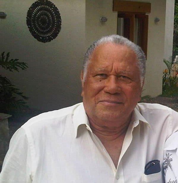 El expresidente de Haití Henri Namphy fallece en República Dominicana