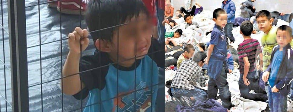 Dominicanos en Nueva York indignados y tristes por niños en refugios