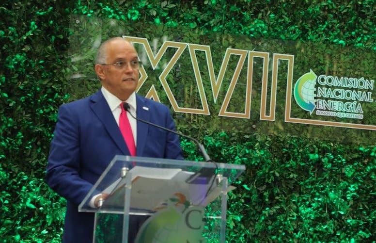 Ángel Canó destaca potencial de RD para producir energía renovable