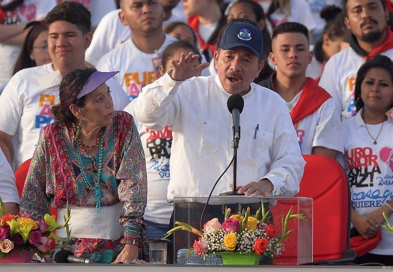 Casa Blanca responsabiliza Ortega por violencia en Nicaragua