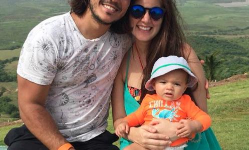 Iamdra Fermín cuenta a los cuántos meses de dar a luz quedó embarazada de su segundo hijo