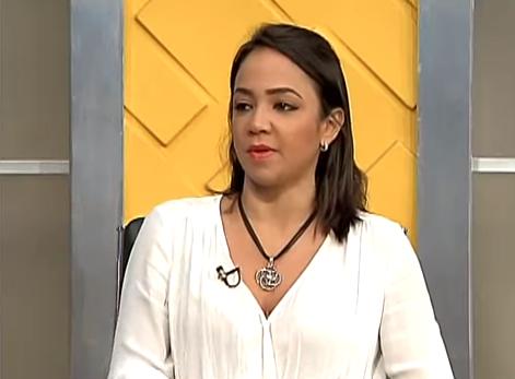 Video: Faride Raful responde a peledeístas que cuestionan su  denuncia