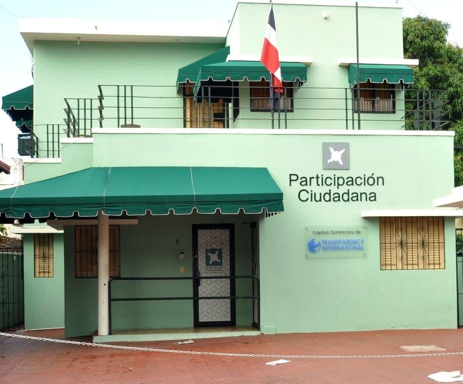 Participación Ciudadana solicita a JCE actuar con energía ante objeciones del PLD y PRM a mecanismos de control de recursos de precampaña