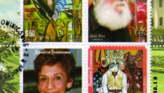 Una emisión de sellos hermosos y representativos
