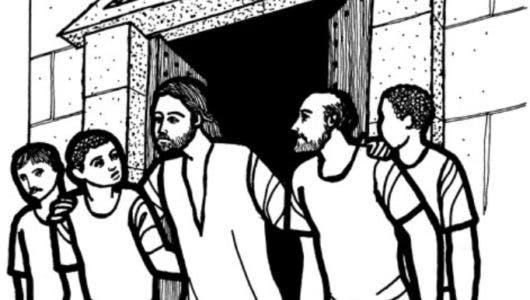 DESDE LOS TEJADOS. Jesús de Nazaret, el carpintero descalificado