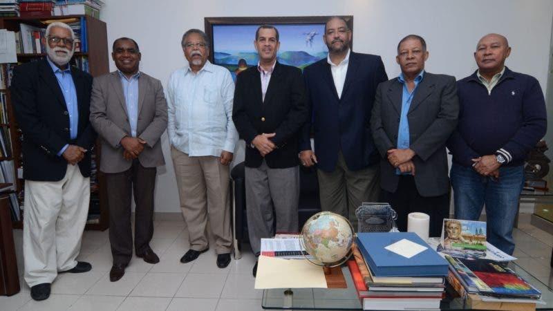 Asociación de Fotoperiodistas de la República Dominicana visito la Redacción del periódico Hoy. Santo Domingo República Dominicana. 11 de julio del 2018. Foto Pedro Sosa