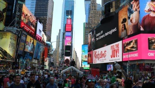 Verano + teatros  + parques =  a  la cosmopolita Nueva York