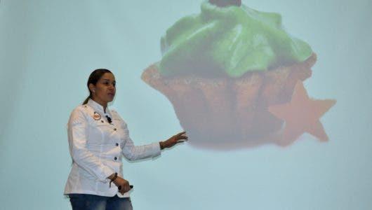 María Marte ofrece conferencia en cierre SDQ Gastronómico