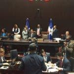 Sesion Camara de Diputados.  Hoy/Fuente Externa 12/7/18