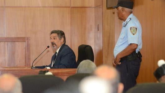 Envían a Najayo a ex director de CORDE y otros seis imputados por venta Los Tres Brazos