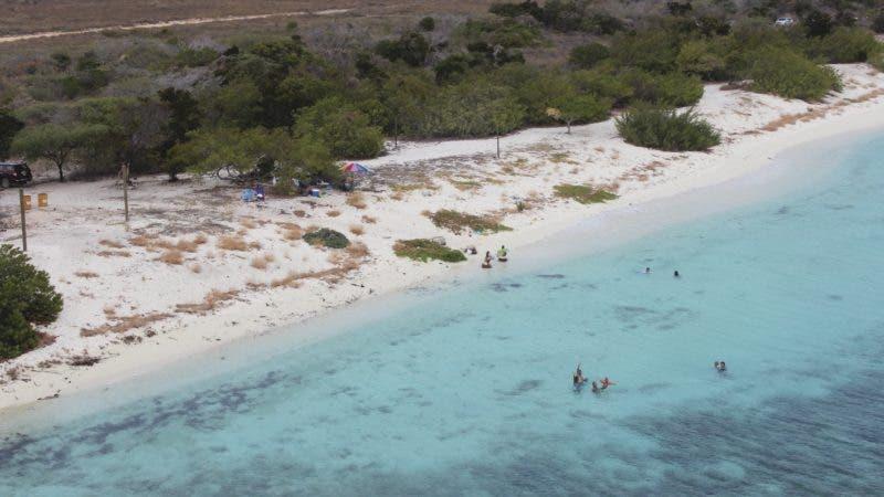 Bahia de Las Aguilas.Hoy/Fuente Externa 20/6/15