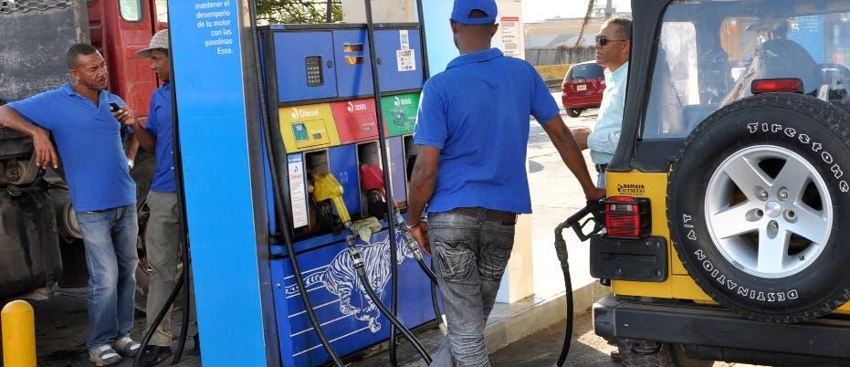 Combustibles sufrirán altibajos; aquí están los nuevos precios
