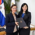 PNUD e INAIPI firman acuerdo de coorperación. Fuente externa 19/07/2018