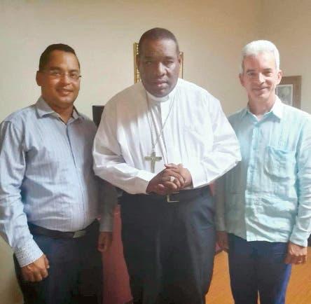 Pastoral de la Salud Iglesia Católica apoya ambiente libre de humo, Monseñor Jusús Castro Marte. Fuente externa 29/07/2018