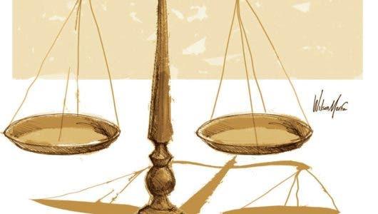 La Justicia simulada (su razón práctica)