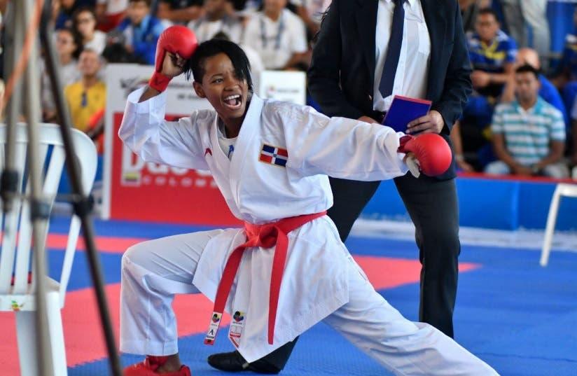 República Dominicana domina con tres oros jornada de karate en Barranquilla