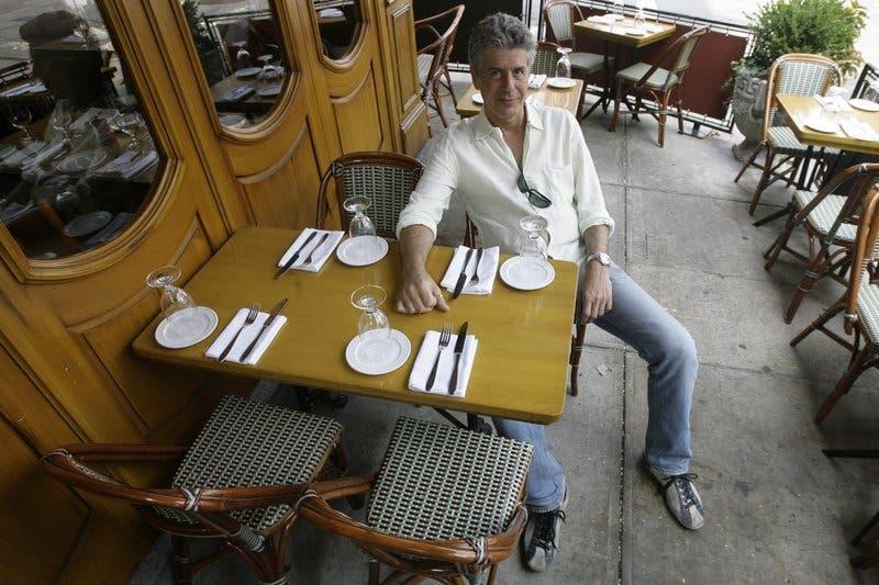 Anthony  Bourdain dejó casi 1,2 millones a su hija