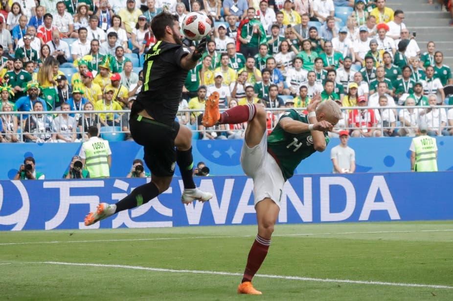 Brasil celebra la victoria ante México y espera con optimismo los cuartos