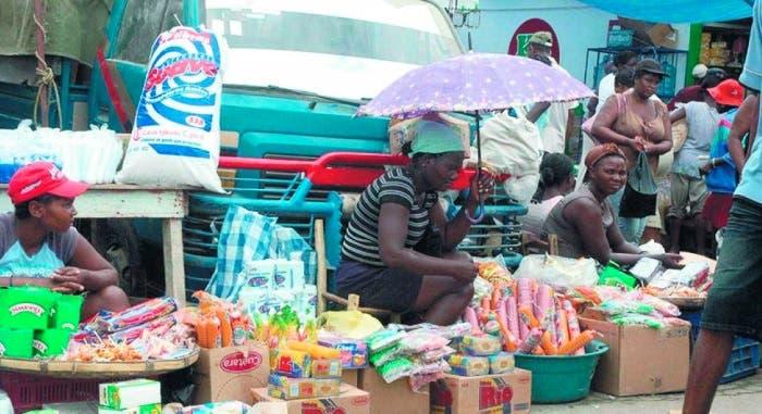 Precio de canasta básica en Haití se coloca a 19 dólares por persona al día