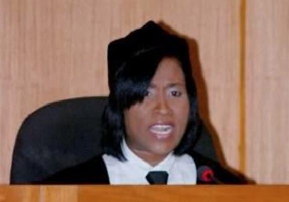 Jueza Claribel Nivar Arias.