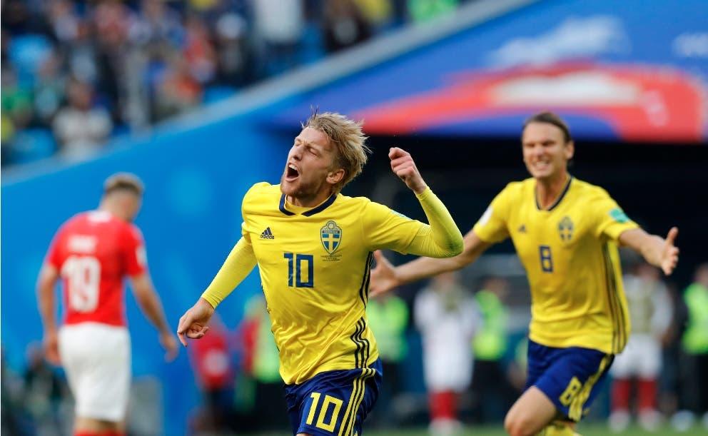 El pase a cuartos hace soñar a medios suecos con otra gesta en los Mundiales