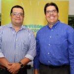 Rafael Fernández y José Luis Ravelo