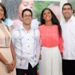 Crispatri Patricio, José Taveras, Patricia Patricio y José Manuel Martínez
