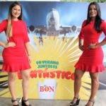 Angélica Silva y Ana Rodríguez