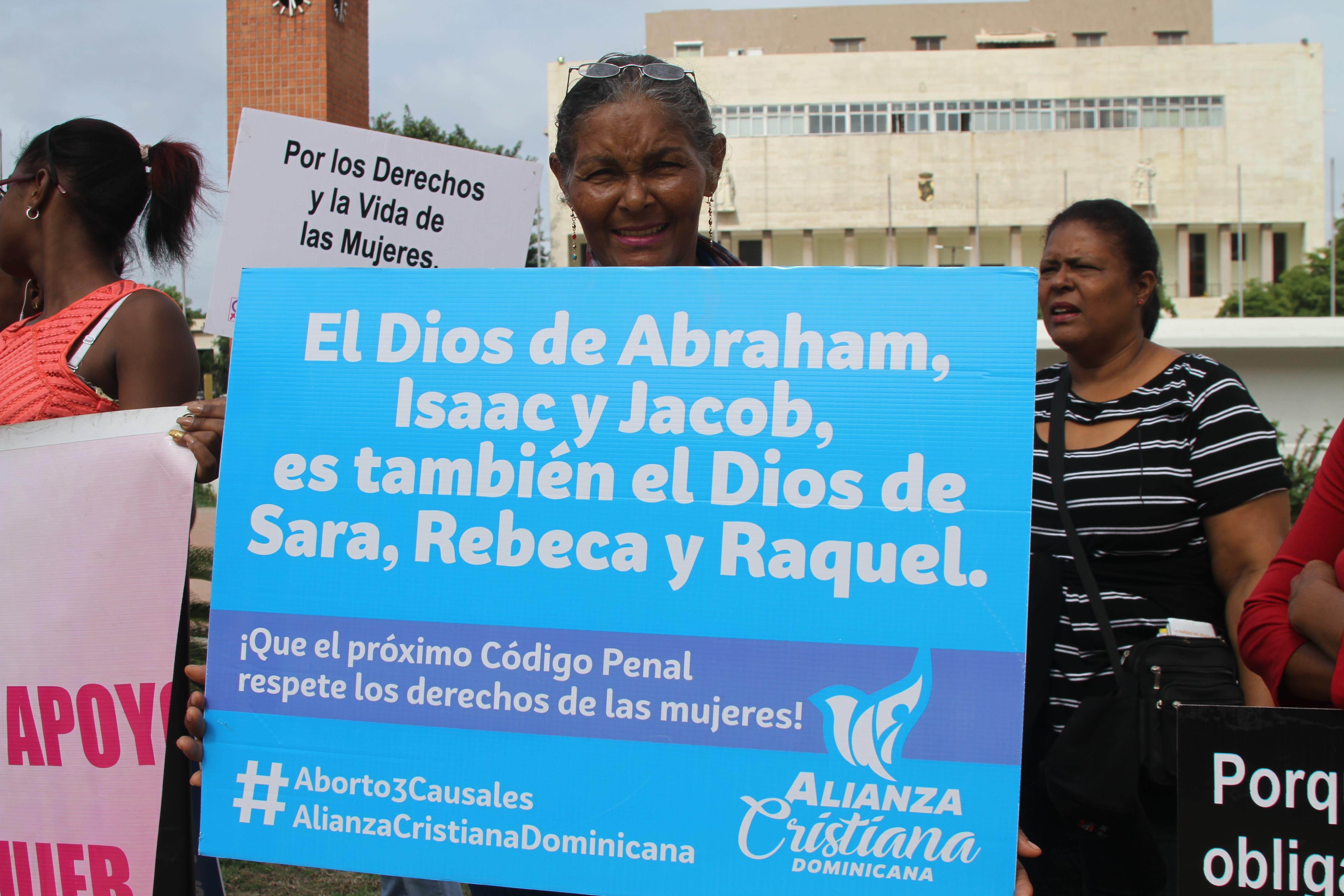 Alianza Cristiana Dominicana invita a participar en Caminata por la Vida, Salud y Dignidad de las Mujeres este domingo 15 de julio