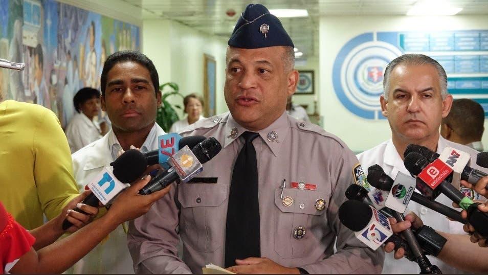 Vocero de la Policía, Frank Durán Mejía.